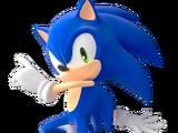 Sonic the Hedgehog (Canon, Game Character)/Maverick Zero X