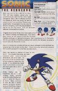Sonic bio archie