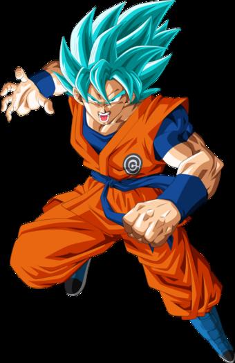 SSJB CC Goku