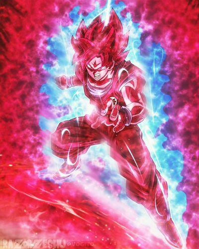 Goku SSJB KKx20