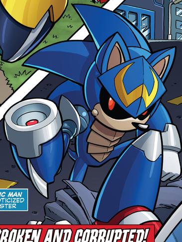 Sonic-Man