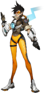 Tracer (Canon, Death Battle)/Unbacked0