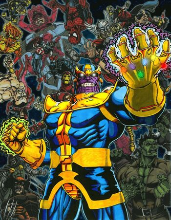 Thanos ig