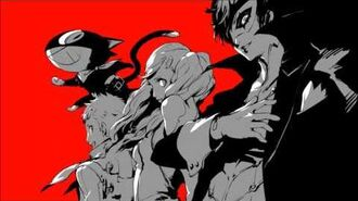 Persona 5 OST 22 Rivers in the Desert extended