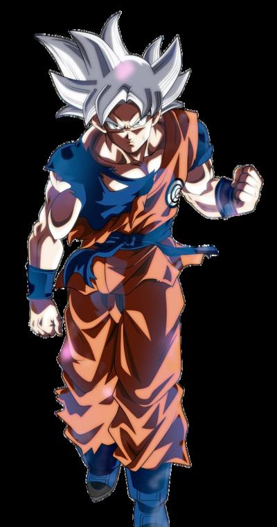 AUI CC Goku
