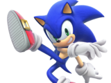 Sonic the Hedgehog (Canon, Game Character)/Paleomario66