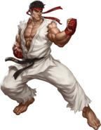 Ryu (Canon, Street Fighter, Death Battle)/Unbacked0