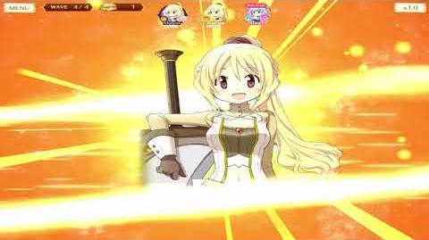 Puella Magi Madoka Magica Side Story Magia Record Momoko Togame Magia EdgeOfUniverse