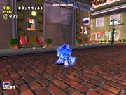 Sonic Light Speed