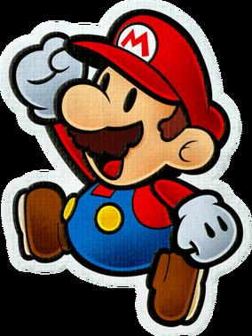 449px-Color Splash Mario (alone)
