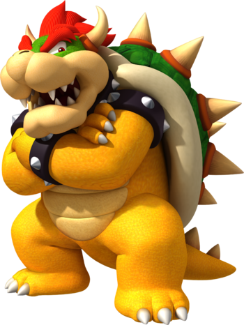 Bowser Cross