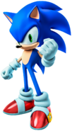 Sonic the hedgehog render 3dsmax vray by kolnzberserk dd7htpy-pre