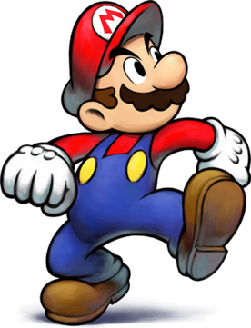 MLSS BM Artwork - Mario