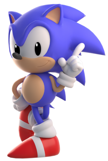 Classic Sonic (Generations)