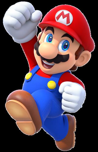 HQ Mario MPSR Model