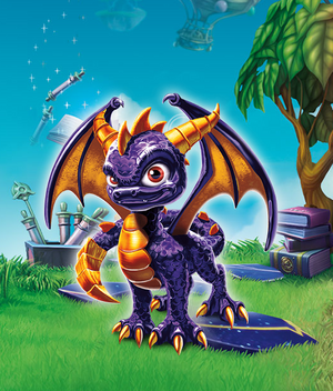 Spyro (Skylanders, Canon)/AdamGregory03 | Character Stats and