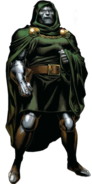 Doctor Doom (Canon, Death Battle)/Unbacked0