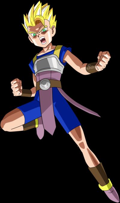 Cabba Super Saiyan