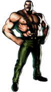 Mike Haggar (Canon, Death Battle)/Unbacked0