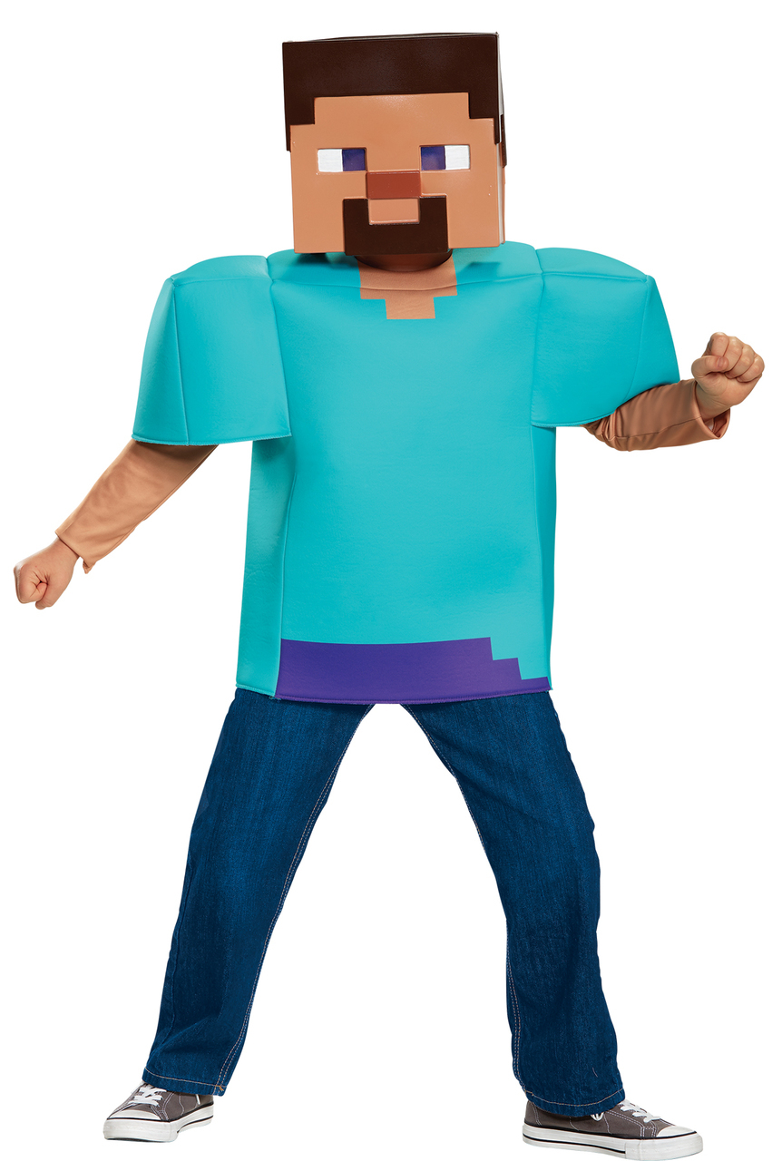 Minecraft Steve (Canon)/SpeedsterZ   Character Stats and