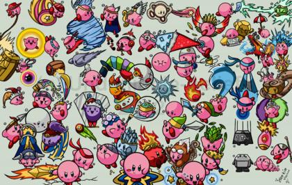 Kirby (Canon)/Paleomario66 | Character Stats and Profiles ...  Kirby (Canon)/P...