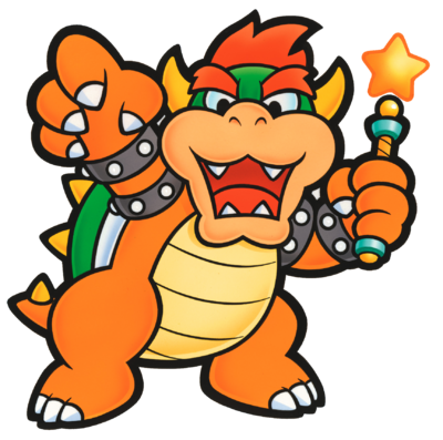 Bowser (Star Rod, Paper Mario)
