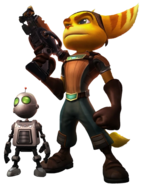 Ratchet & Clank (Canon, Death Battle)/Unbacked0
