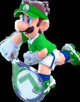 Luigi - Aces Artwork