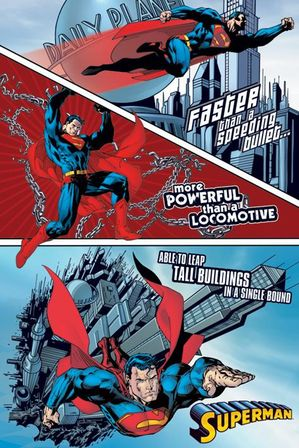 SupermanSuperhuman