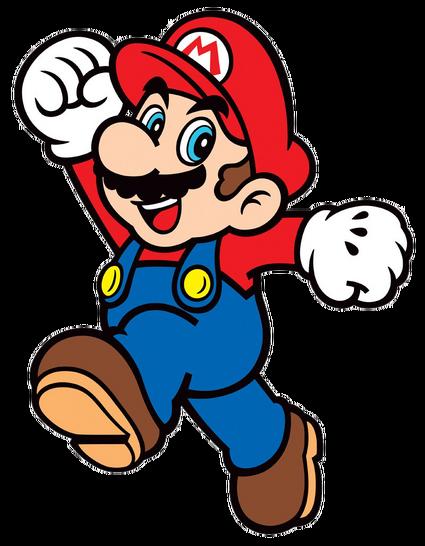 2-D Mario