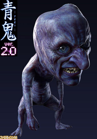 Ao Oni Composite Ao Oni Cr33ver Character Stats And Profiles