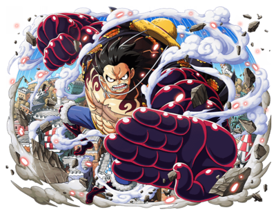 Gear 4th Bound Man