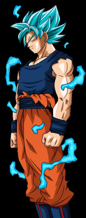 Goku ssj blue full power by xxcholo15xx-db9w77o