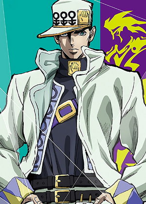 Jotaro (Part 4 Anime)