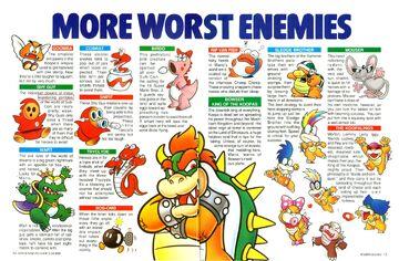 Zombified Enemies SMB2