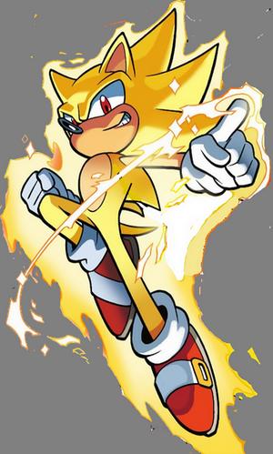 Archie Super Sonic