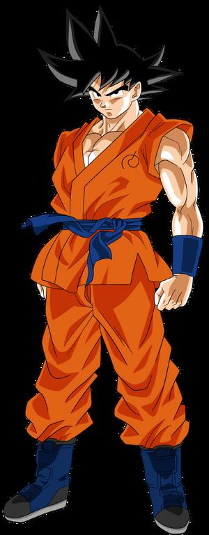 Base Goku