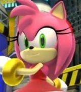 Amy Rose (Canon, Game Character)/Adamjensen2030