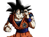 Son Goku (Canon, Dragon Ball Super)/Paleomario66
