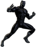 Black Panther (Canon, Death Battle)/Unbacked0