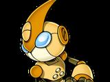 Emerl (Canon, Game Character)/Maverick Zero X