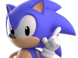 Sonic the Hedgehog (Canon, Game Character)/Ganime