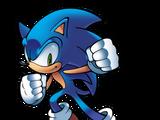 Sonic the Hedgehog (Canon, Archie Pre-Genesis Wave)/Maverick Zero X