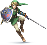 Link (Canon, Death Battle)/Unbacked0