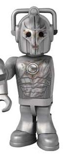 Pandorica Guard Cyberman