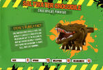 Deadly60Factsheet-Saltwater Crocodile