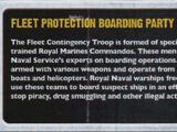 Royal Navy Fleet Protection Boarding Party
