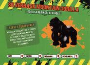 Deadly60Factsheet-Silverback Mountain Gorilla