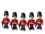 Queens Guards Army Pack