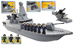 HMAFType45Destroyer